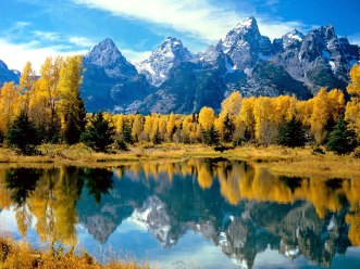 The Grand Tetons are on my hiking bucket list!