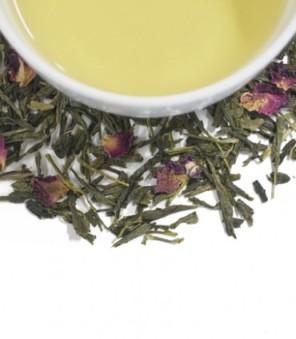 Harney & Son's Jane's Garden tea is my absolute favorite green tea! You must try it!