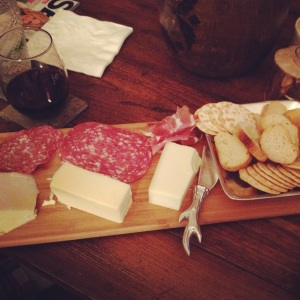 I may or may not be a HUGE fan of a cheese board... and may have had only this for dinner... on multiple occasions.
