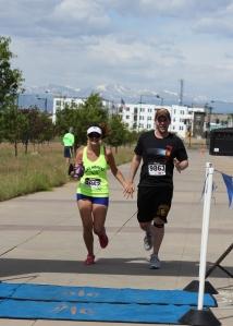 Just keep running, just keep running!