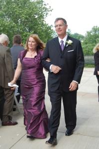 Happy anniversary to my amazing parents!