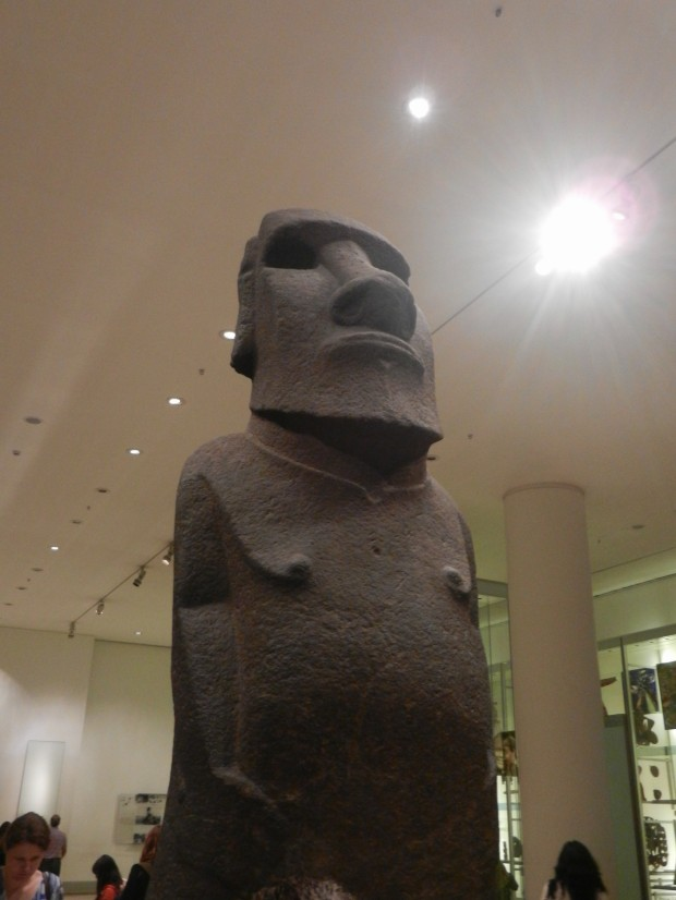 Moai!!