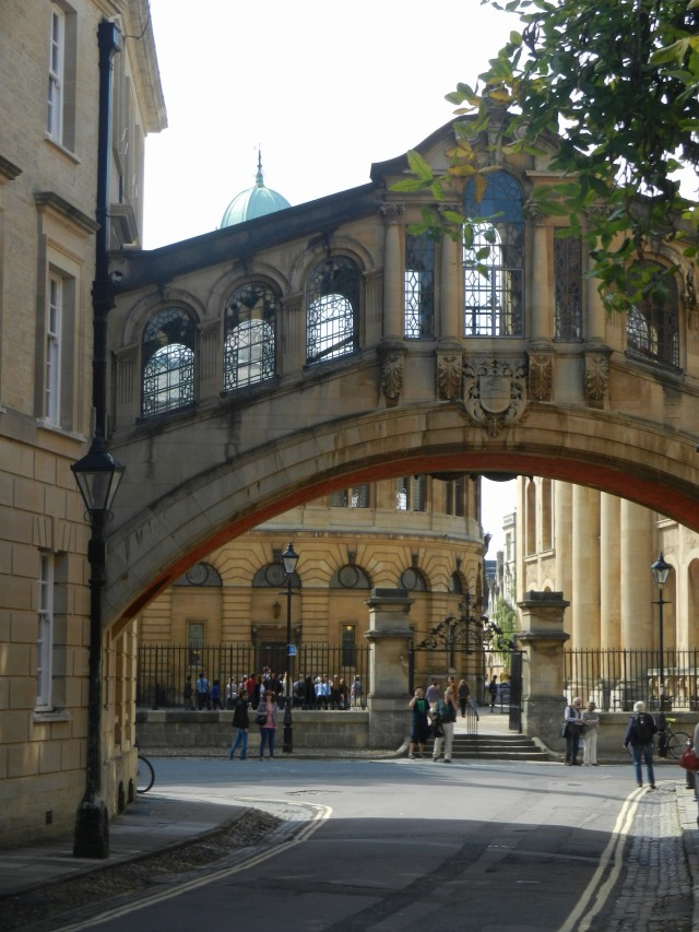 Bridge of Sighs, so beautiful!