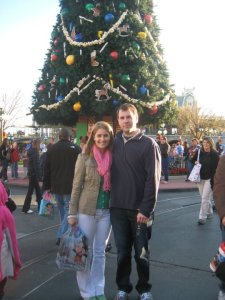 Reminiscing from my first Disney Christmas experience!
