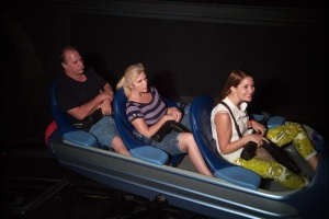 Can you tell how much I LOVE Space Mountain??