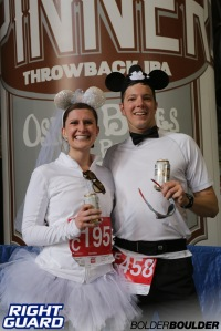 Our awesome race buddies. How cute are they??